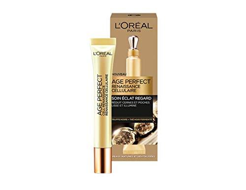 3er Pack - L'Oréal Age Perfect Augencreme - Cell Renaissance - 15 ml -