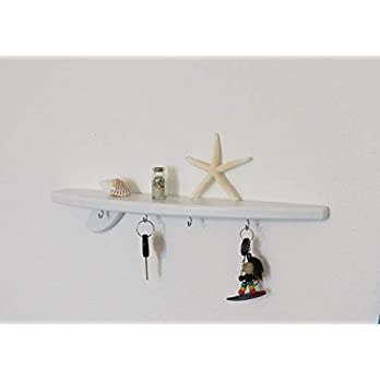 Surfbrett Schlüsselbrett aus Holz