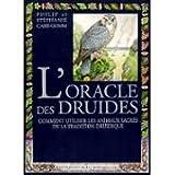 Coffret l'oracle des druides - Comment utiliser les animaux sacrés de la tradition druidique