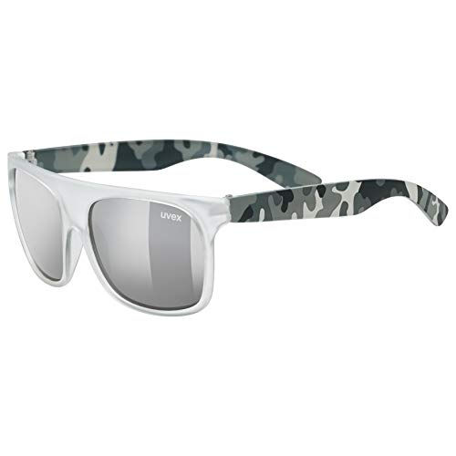 Uvex Erwachsene Sportstyle 511 Sportbrille, White/Transparent, One Size Preisvergleich