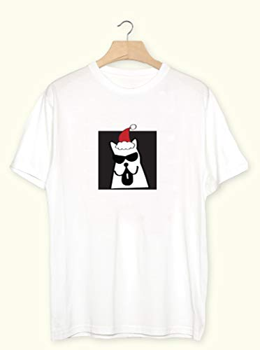 425a44217c funny Christmas T shirt Dog Xmas Holiday for Men Women