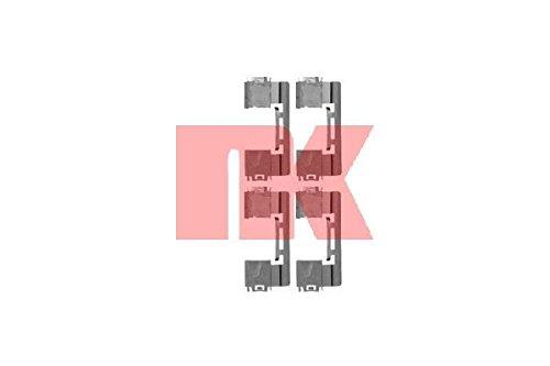 Preisvergleich Produktbild NK 79361813 Zubehörsatz, Scheibenbremsbelag