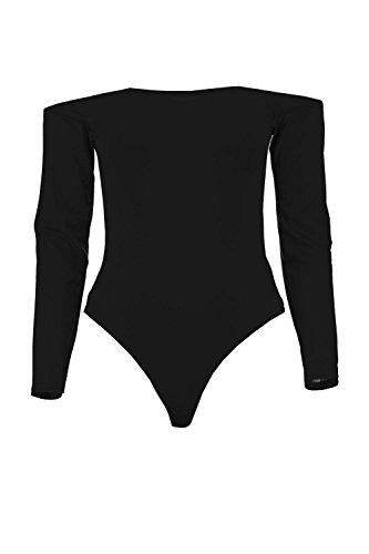 Noir Femmes Sasha Body Bardot Disco Noir