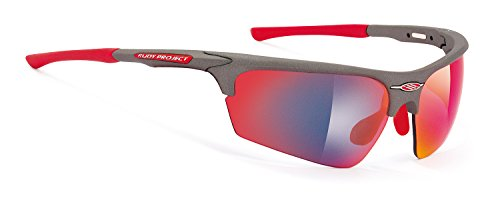 GAFAS DE SOL DEPORTE CICLISMO TRIATHLON RUNNIG NOYZ MATTE BLACK LTX PHOTO CLEAR  TALLA L  COLOR GRAFITO