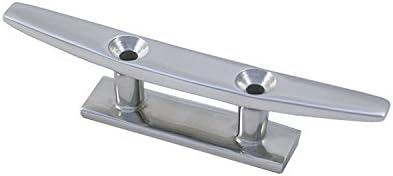 Sprenger - Abrazadera de acero inoxidable AISI 316, 2 agujeros, en cinco tamaños diferentes