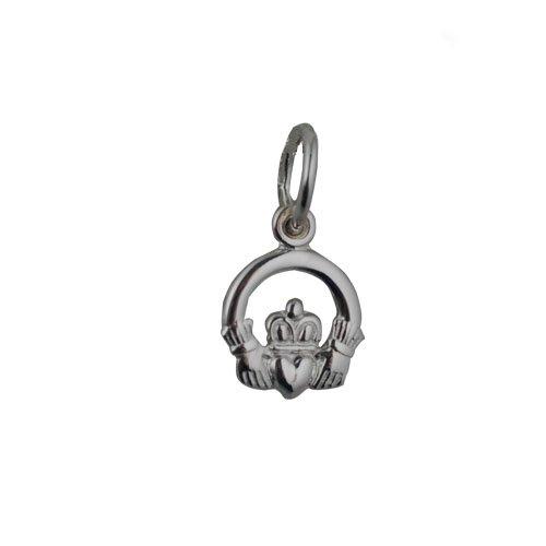 plata-fina-925-1000-con-colgante-8-x-6-mm-claddagh