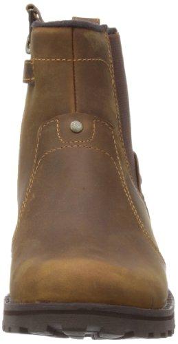 Timberland Asphalt Trail Jungen Chelsea Boots Braun (Brown Smooth)