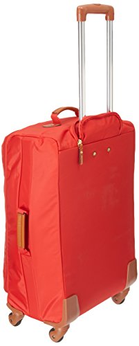 Bric's Laptop-Rollkoffer X-travel Trolley Soft,  – Blu Oceano, BXL38118.050 rot