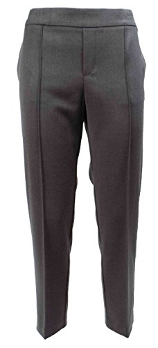 Pantalone Donna TWIN SET SA624C Jersey Regular fit Autunno Inverno 2016 Grigio XL