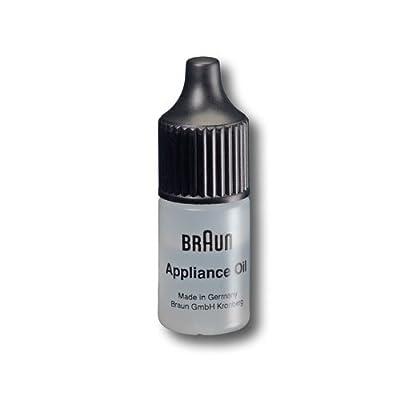 Braun Ölflasche Pflege-Öl für