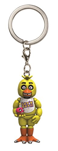 FUNKO Five Nights at Freddy's Chica 7cm Portachiavi