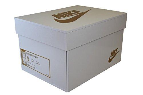 Caja para zapatillas Nike Oro Air, zapatero, 10-12pares de zapatos, cartón