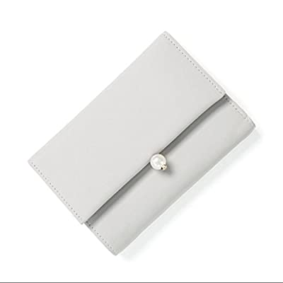 ZLR Mme portefeuille New Section Wallet Ladies Longue section Trois pli Large Capacity Card Package