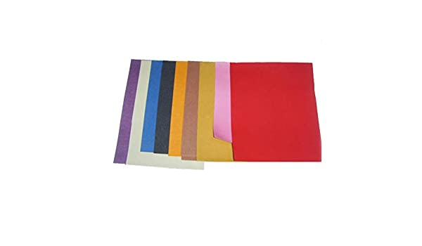Random Color Healifty 10pcs 23 28cm Wet Dry Polishing Paper Abrasive Sandpaper Assortment Abrasive Variety Pack Sanding Paper Sheets for Polishing Burnishing