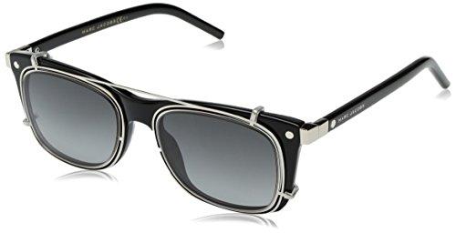 Marc Jacobs Unisex-Erwachsene Sonnenbrille Marc 17/S UR Z07, Bkpal Black/Uf+O0, 51 - Marc Jacobs Bekleidung