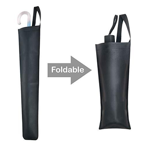 Blizim auto borsa ombrello portaombrelli copertura universale di ombrello