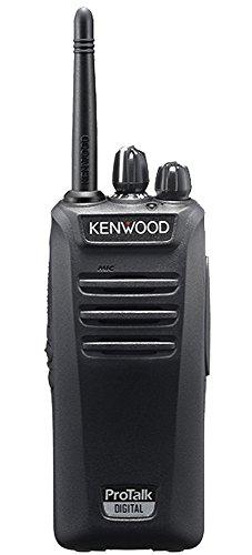 Kenwood TK-3401DT 32canali 12.5MHz Nero ricetrasmittente