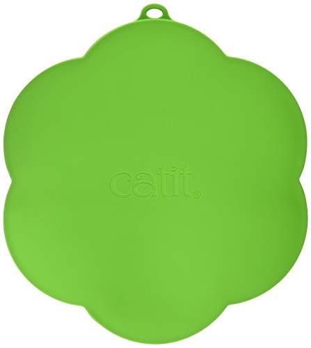 Catit 44010 Silikonmatte Blume, 30 cm, grün