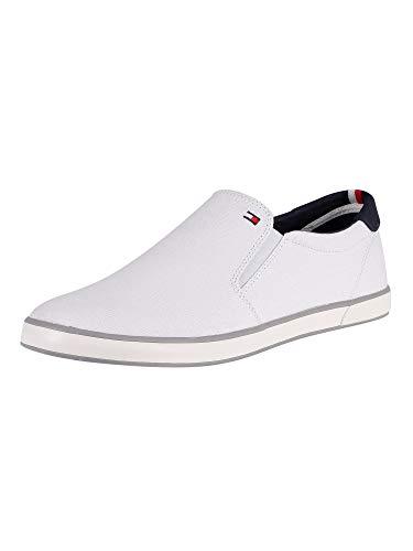 Tommy Hilfiger FM0FM00597CO Zapatos Hombre Blanco 44