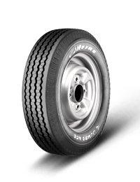 JK 165D13 JUMBO 8PR Tube Type Tyre Front/Rear (Home Shipping)