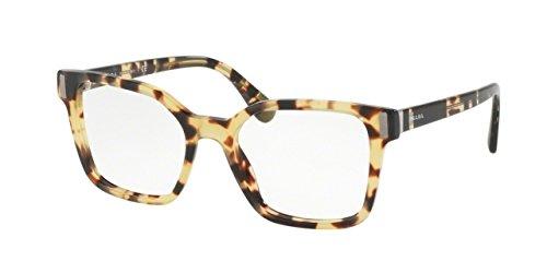 Prada Prada PR05TV Eyeglass Frames 7S01O1-52 - Medium Havana