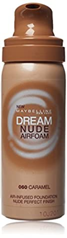 Maybelline - Dream Nude Airfoam - Fond de Teint - No.060 50ml