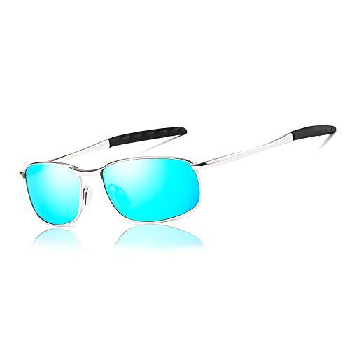 b821b4f022 FEIDU Gafas de sol polarizadas para hombre Gafas de sol HD con lente HD  para hombre