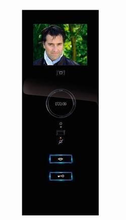 Modern Electronics VDV-503 Black Video Indoor Intercom Station