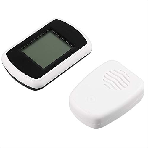 Yao TS-FT004-B Poratble Ambient Weather Wireless Indoor and Outdoor Thermometer