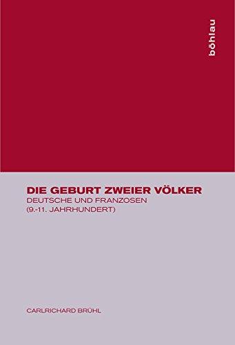 Die Geburt zweier Völker: Deutsche und Franzosen (9.-11. Jahrhundert)