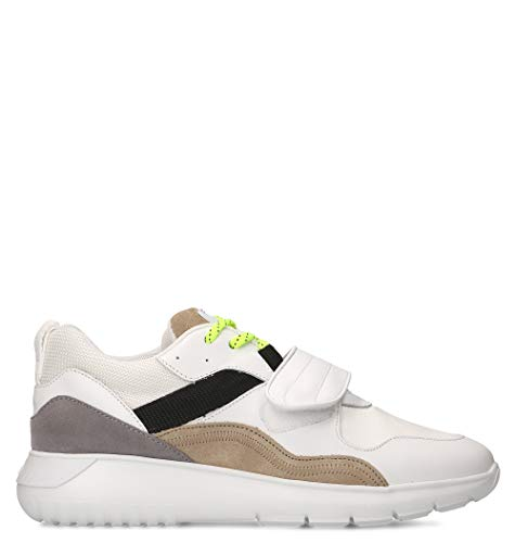 99bc535ddd2a9 Hogan Rebel Sneakers Uomo Gym3710az60k9d525x Pelle usato Spedito ovunque in  Italia