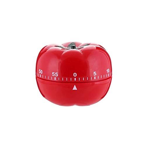 Wilk Forma Tomate Alarma cronómetro Acero Inoxidable