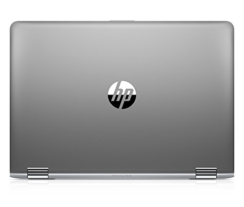 HP Pavilion x360 14 ba012ng 356 cm 14 Zoll FHD IPS Notebook Intel primary i7 7500U 128GB SSD 1 TB HDD 8 GB RAM NVIDIA GeForce 940MX Windows 10 family home 64 silber Notebooks