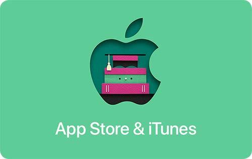 itunes karte aus österreich in deutschland einlösen Geschenkkarte für App Store & iTunes (Abschluss)   für Deutschland
