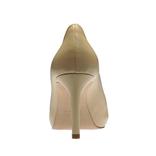 Evita Shoes, Scarpe col tacco donna Beige (Hellbeige)