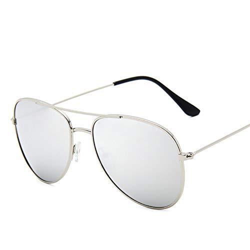 DXLPD Sonnenbrille Herren Sportbrille Damen Polarisiert Verspiegelt Retro Fahren Fahrerbrille UV400 Schutz Für Autofahren Reisen Golf Party Und Freizeit,2