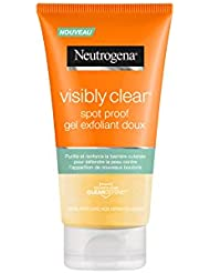 Neutrogena Visibly Clear Spot Proof Gel Exfoliant Doux Tube 150 ml