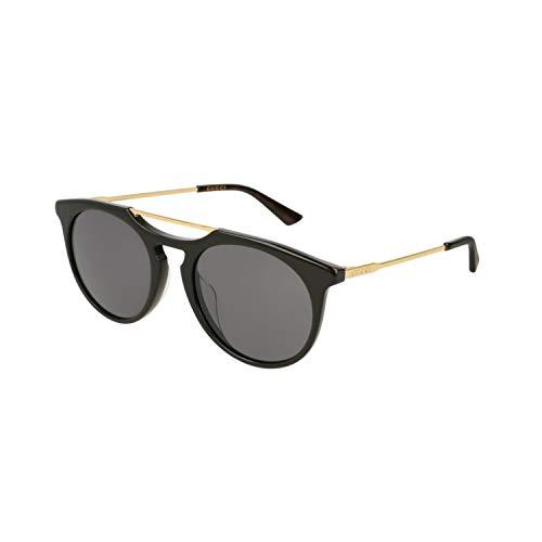 Gucci Sonnenbrillen GG0320S BLACK/GREY Herrenbrillen