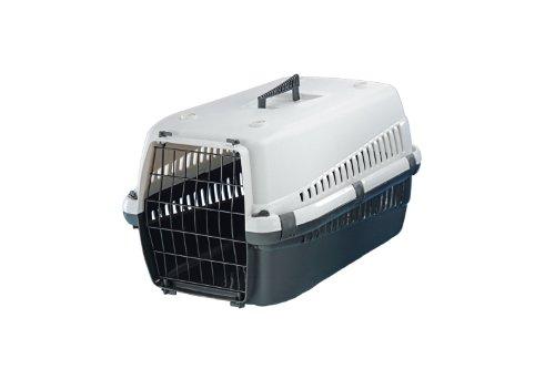 Nobby 76296-17 Transportbox für kleine Hunde und Katzen 54 x 38 x 33 cm
