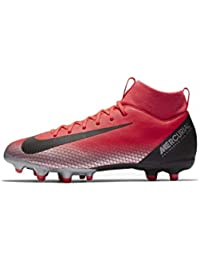 new style 4a626 0ff66 Nike Jr Sfly 6 Academy GS Cr7 FG MG, Chaussures de Football Mixte Enfant