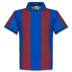1980's Barcelona Home Retro Shirt - XL