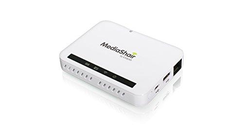 IOGEAR gwfrsdu2USB 2.0weiß Schnittstelle HUB–Schnittstelle Hubs (USB 2.0, RJ-45, USB 2.0, WLAN, SD, Akku, USB, 5V, 1A) (Portable Wireless Sd Card Reader)