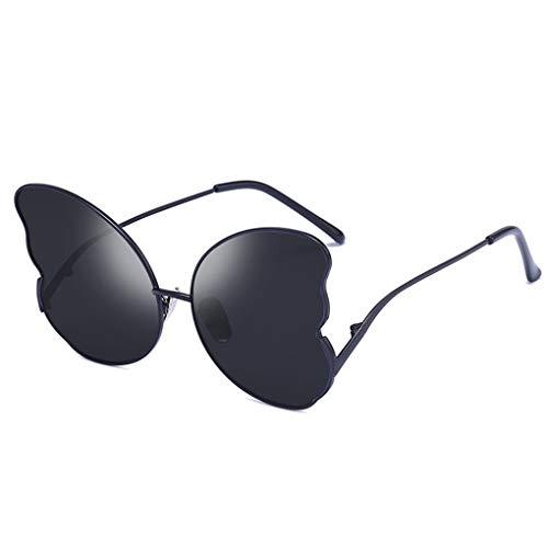 Provide The Best Frauen-Mädchen-Dame Butterfly-Form-Sonnenbrille-Brillen Eyewear weibliche Persönlichkeit Street