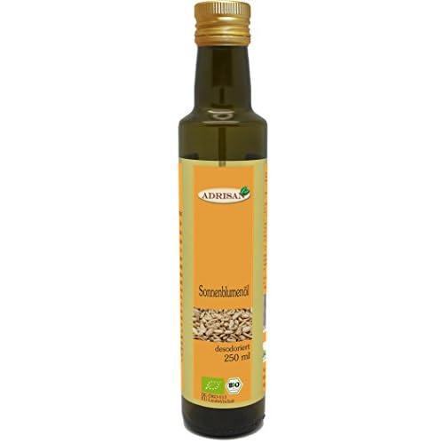 Adrisan Sonnenblumenl Bio Desodoriert 750 Ml