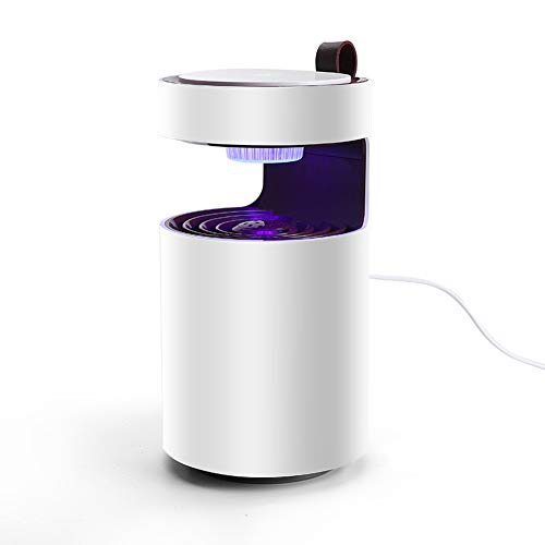 XCCV Mosquito Trap-USB angetriebene Insektenfänger Lampe Anti Insect LED-UV-Licht-Moskito-Mörder-Lampe effektive und intelligente Mosquito Catcher Indoor- und Outdoor-Camping Mosquito Trap Control -