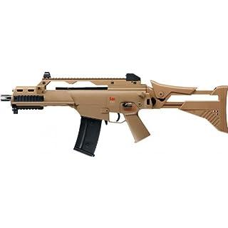 Softair Gewehr Heckler & Koch G36 C IDZ FDE 0,5 Joule, elektrisch AEG, Kal. 6 mm