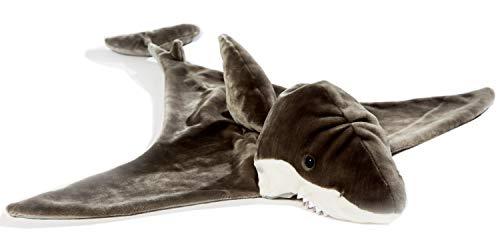 Wild & Soft Hai-Kostüm Verkleidung Umhang Kinder-Kostüm Fasching Halloween, 90 x 115 cm