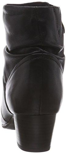 Caprice 25300, Bottes Classiques femme Noir - Noir