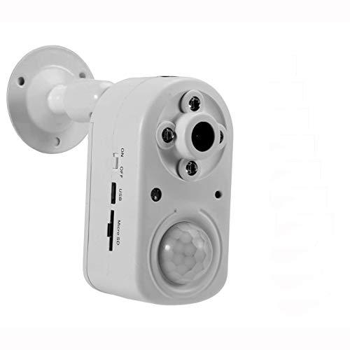 überwachungskamera mit bewegungsmelder,eoqo® Batterie überwachungskamera nachtsicht mit Batterie versteckt Kamera Unterstützt 24 Monate Standby-Zeit