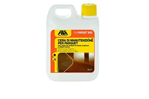 Fila parquet wax cera per parquet pavimenti in legno fila, 1 litro